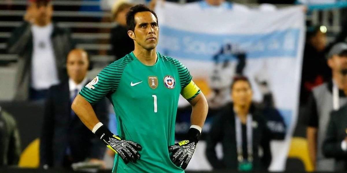 Claudio Bravo se perderá su primera Copa América en 18 años