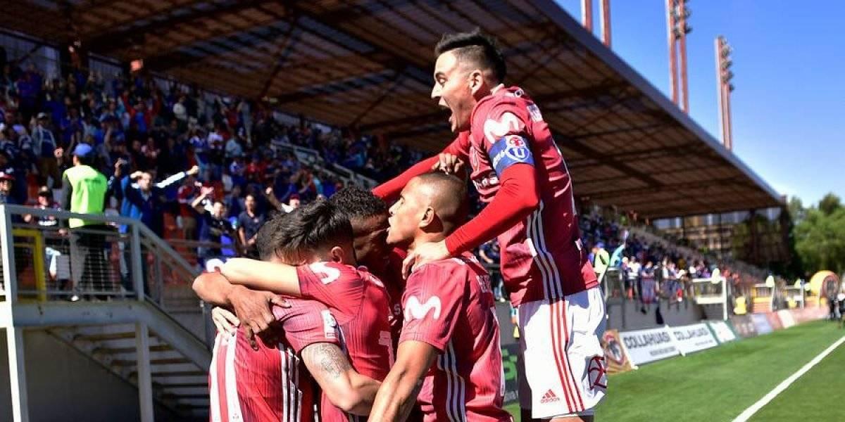 """El respaldo de Rodríguez a Arias en la U: """"Cambiar de técnico ahora sería muy complicado"""""""