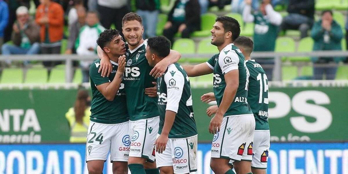 Primera B: Wanderers se recupera ante Santiago Morning y le respira en la nuca a Cobreloa