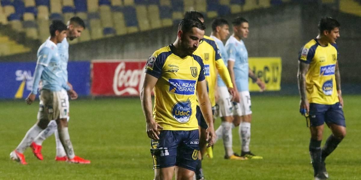 U. de Concepción empata con O'Higgins y permite a la U dejar la zona de descenso