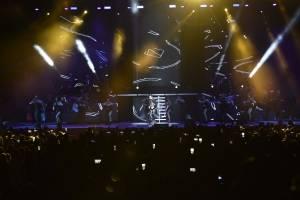 Manny Manuel en concierto