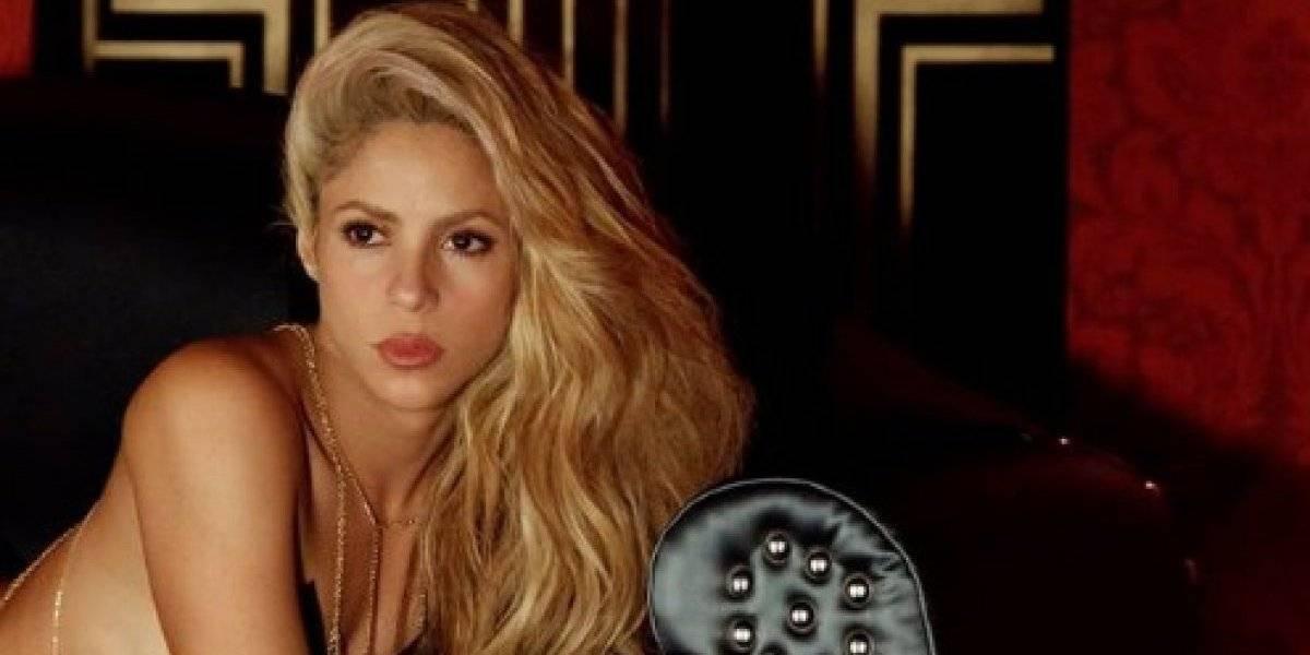 Shakira es víctima de comentarios hirientes por insólita fotografía de sus dientes