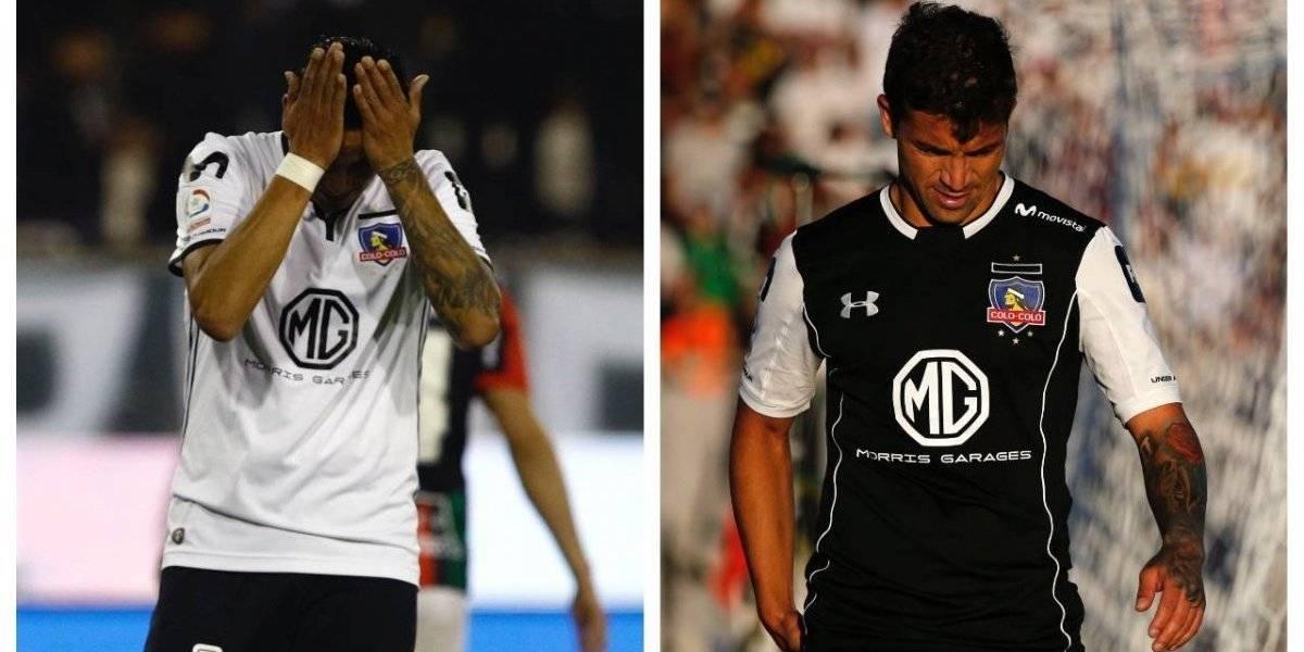 Andrés Vilches y Gabriel Costa: Los resistidos por los hinchas de Colo Colo que buscan convencer a Mario Salas