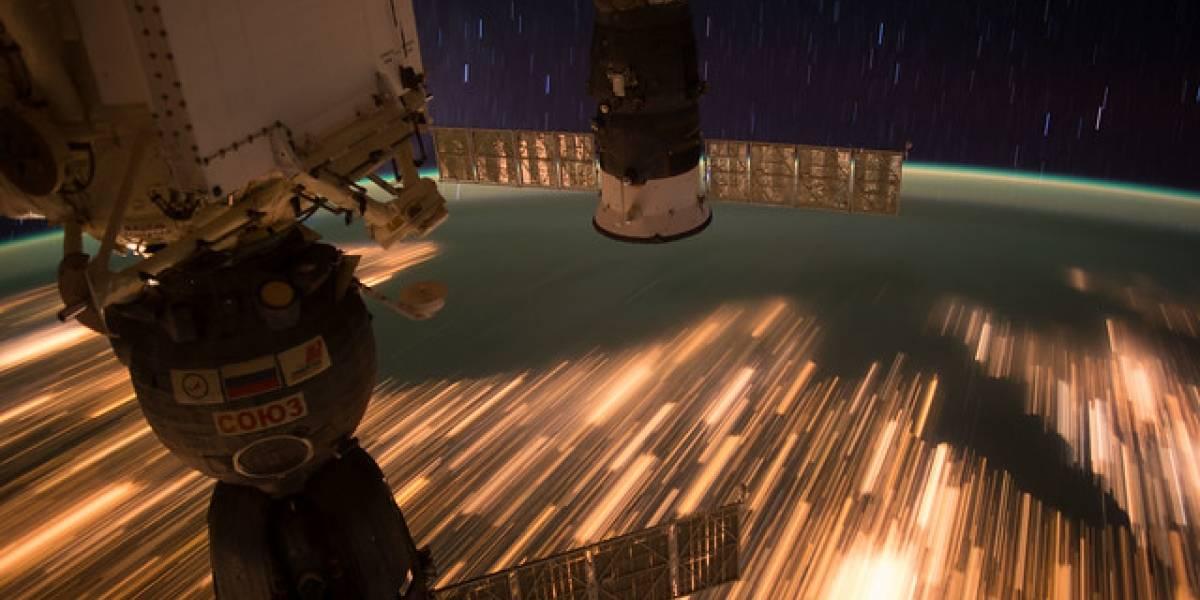 NASA divulga fotos impressionantes tiradas desde a Estação Espacial Internacional