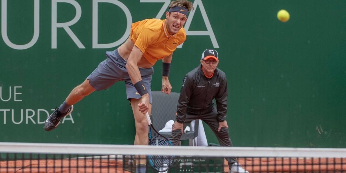 ¿Cuándo y a qué hora juega Nicolás Jarry con Juan Martín del Potro en Roland Garros?