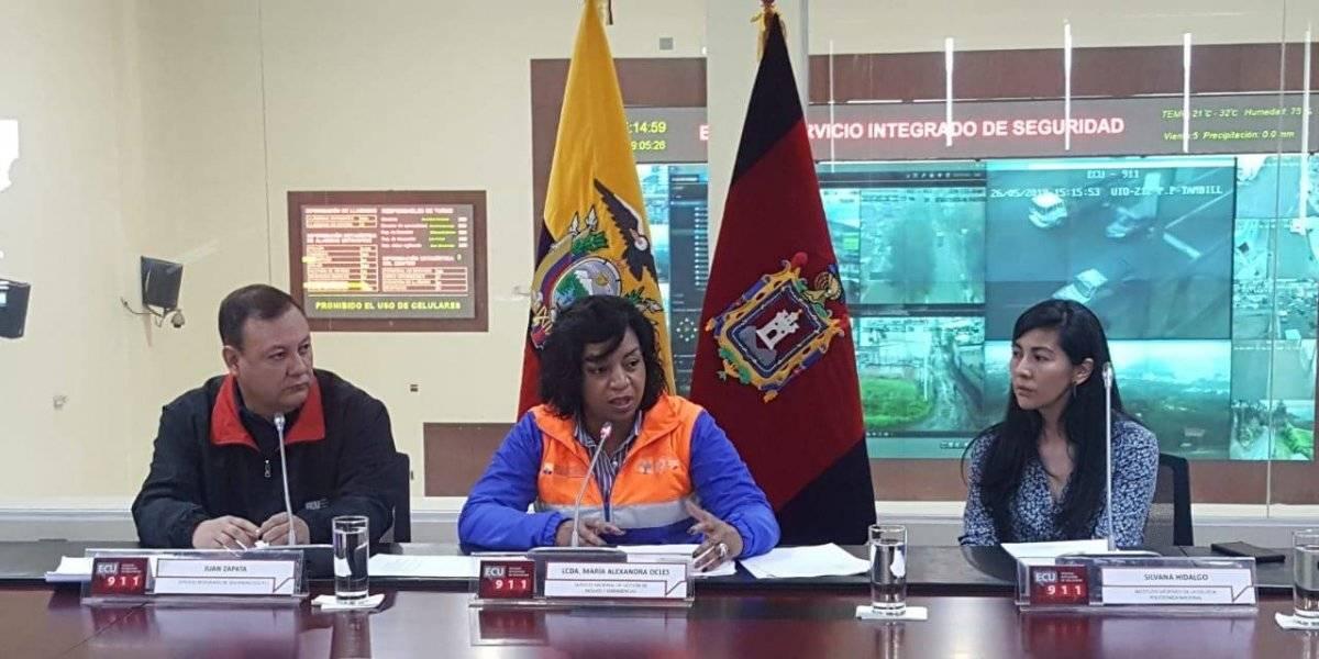 Ecuador: ¿Cuántas emergencias se presentaron durante el feriado?