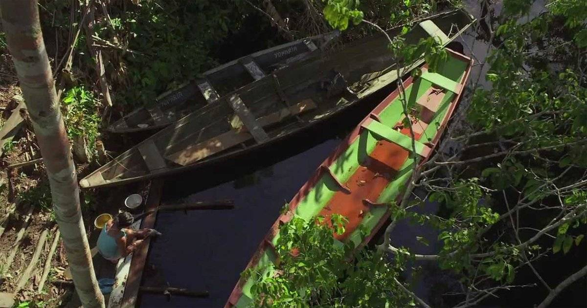 AMAZONIA ETERNA - DOCUMENTÁRIO