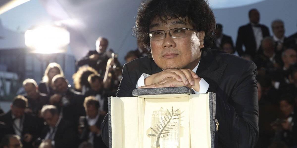 El coreano Bong Joon-ho gana la Palma de Oro de Cannes con Parasite