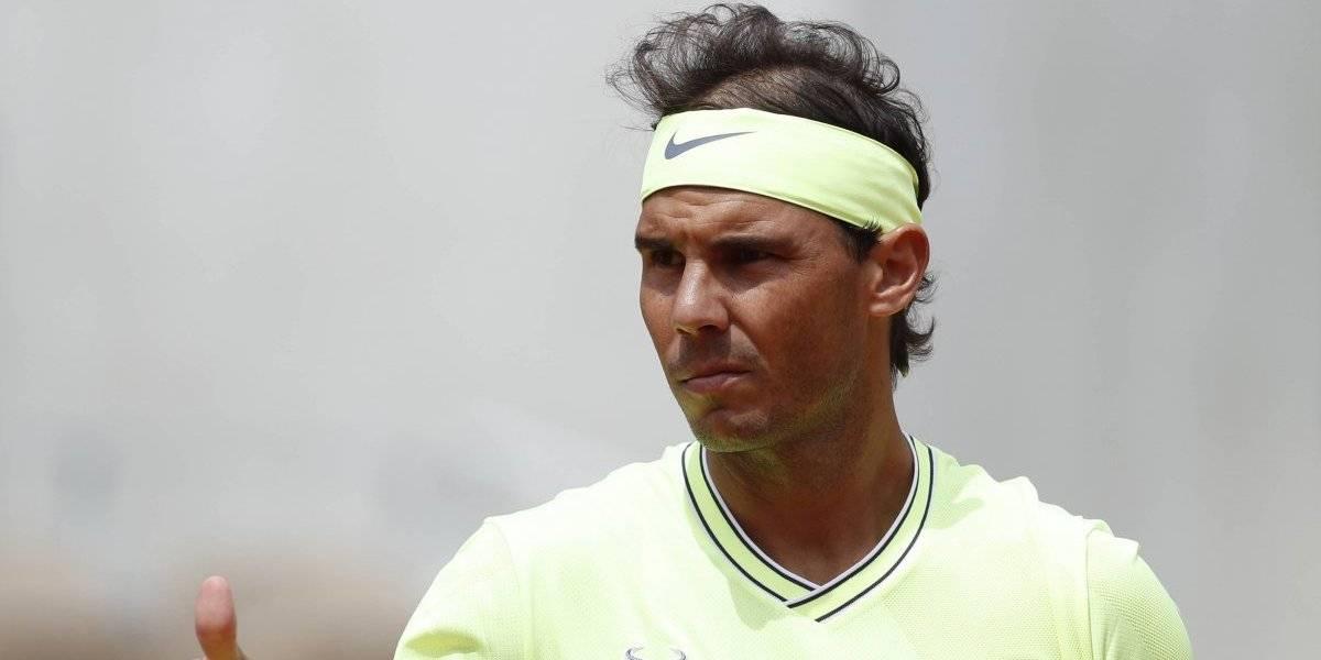 Rafael Nadal tuvo un tranquilo debut y dio el primer paso para su duodécimo título en Roland Garros