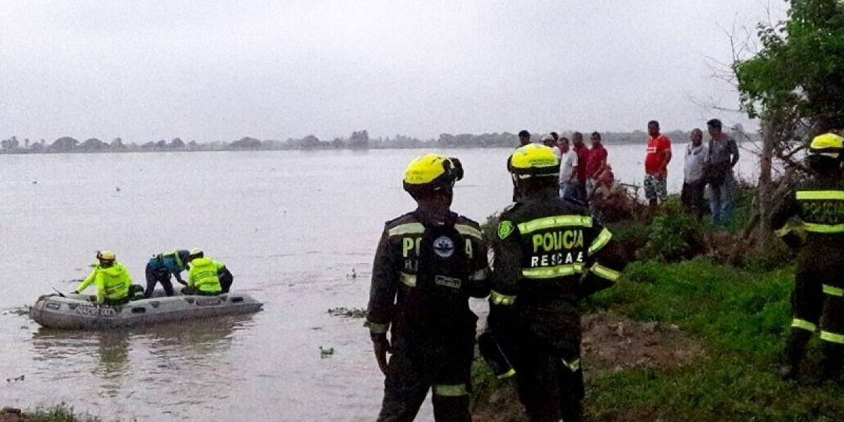 Menor de edad habría sido devorado por caimanes en el río Magdalena