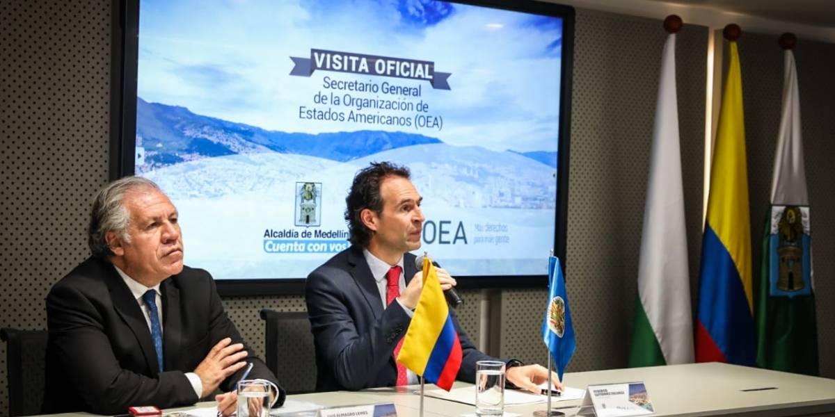 Medellín ultima detalles para recibir la Asamblea General de la OEA