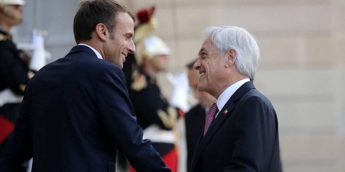 Presidente de Chile es invitado a la cumbre del G7