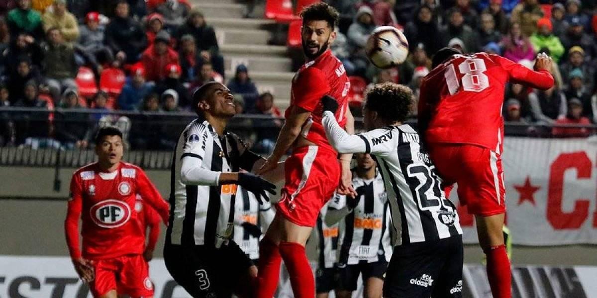 Unión La Calera va por el batacazo en la Copa Sudamericana ante el estelar Atlético Mineiro