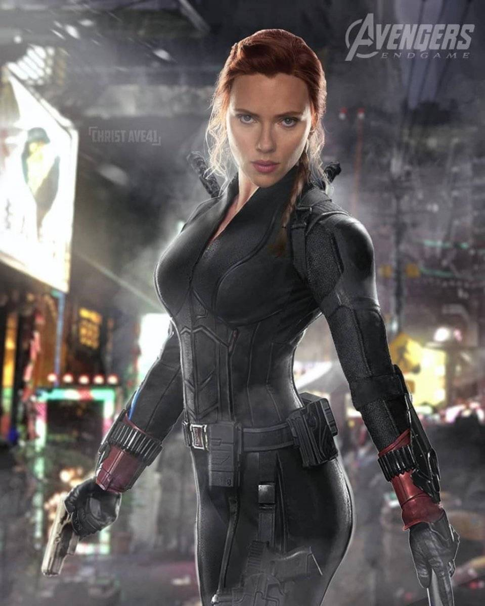 Black Widow Pinterest