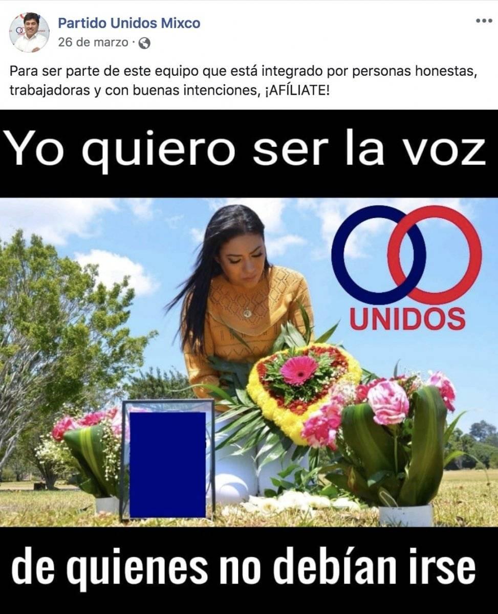 Campaña Unidos Mixco