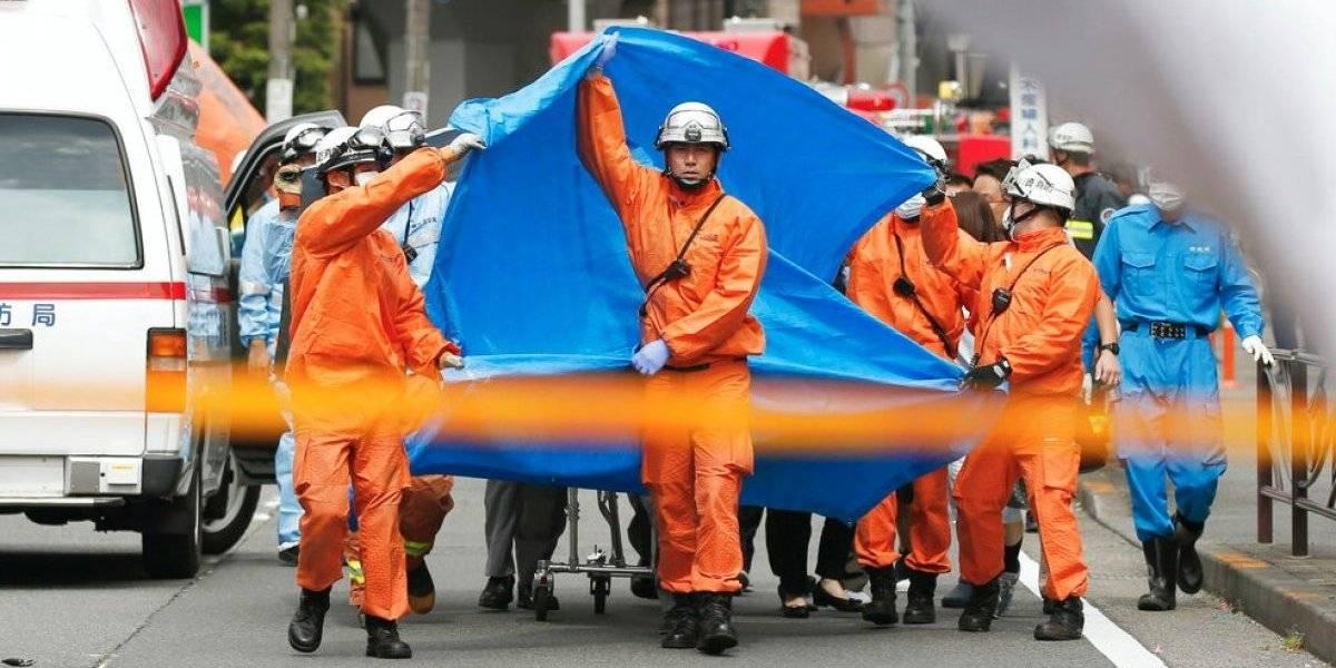 Parada de autobús fue testigo de apuñalamiento masivo en Japón: 3 muertos 19 heridos es el saldo preliminar