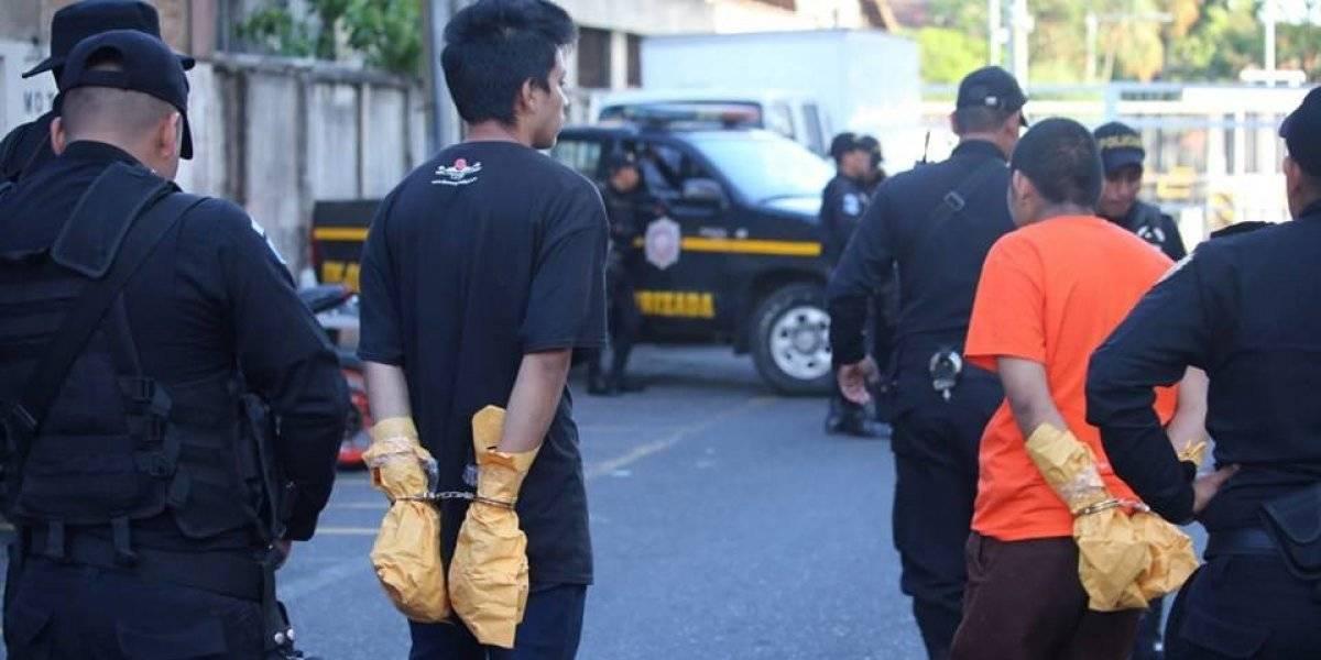 Detienen a implicados en ataque armado que dejó dos muertos y un herido