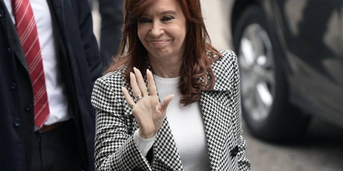 Expresidenta Kirchner comparece por segunda vez en juicio por corrupción