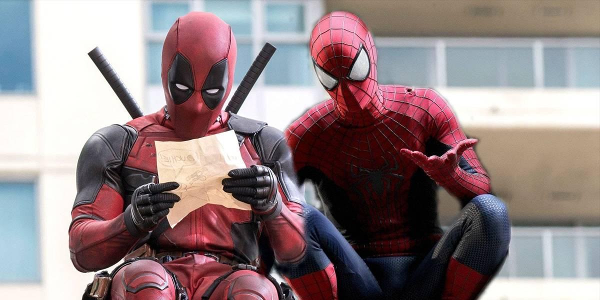 Disney no sabe qué hacer con Deadpool y lo quiere junto a Spider-Man en el cine