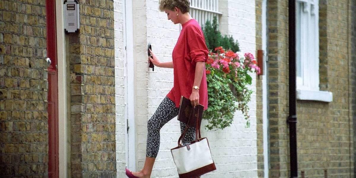 Las fotos que revelan el acoso que vivió Diana de Gales