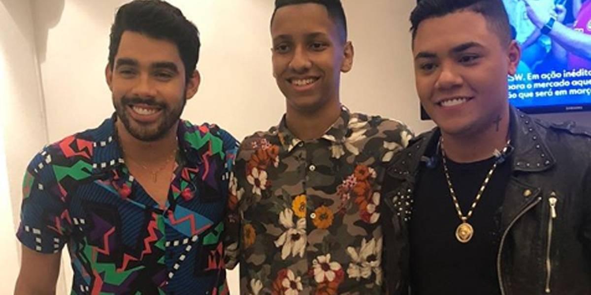 Pai de Cristiano Araújo lamenta morte de Gabriel Diniz: 'Mais um jovem no melhor momento da sua carreira'