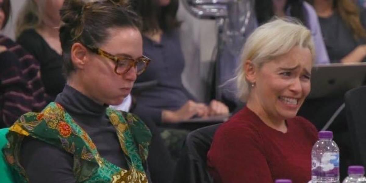 Game of Thrones: Confira reações de elenco lendo os roteiros da última temporada