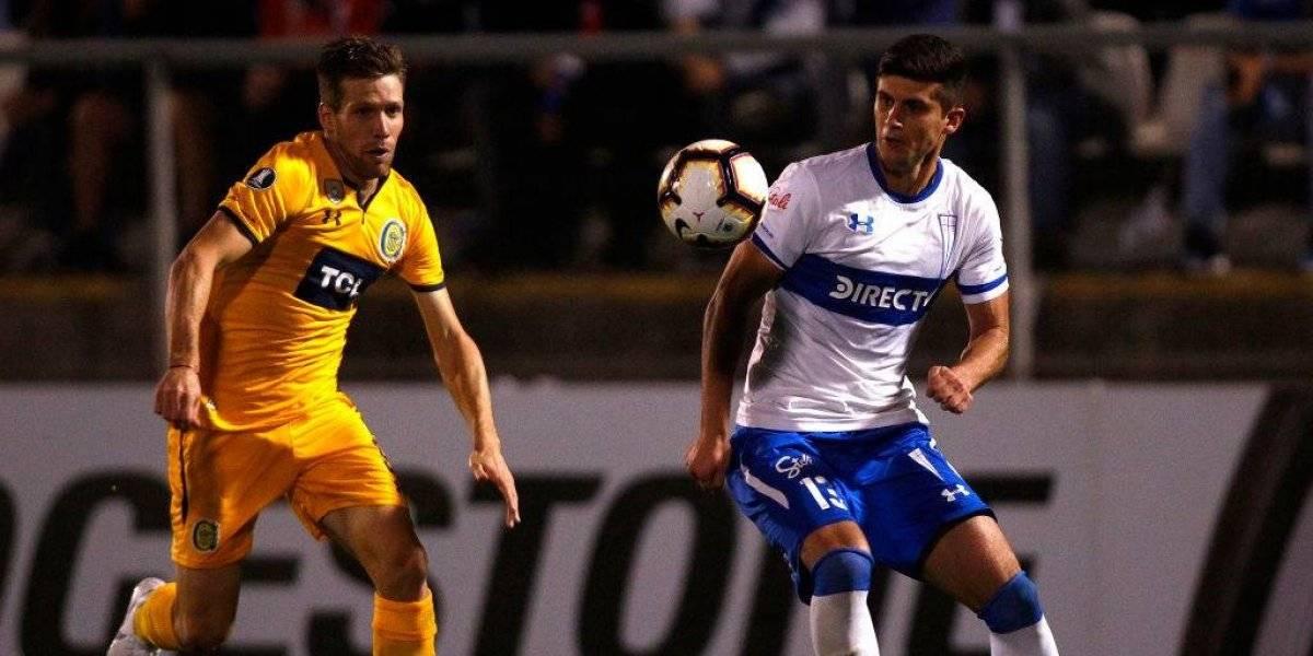 Gustavo Quinteros arma su rompecabezas en la UC para buscar el milagro en la Copa Sudamericana