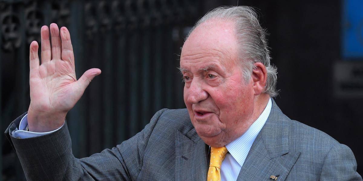 Ex rey español Juan Carlos I se retira de vida pública