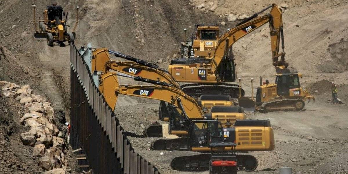 ¿Cómo sería el muro fronterizo entre EU y México si lo construyeran en Europa?