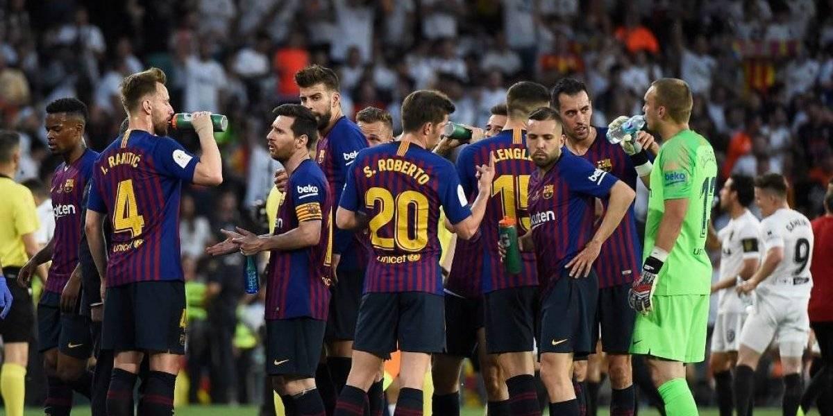La lista negra del Barça: estos jugadores dejarían el club en el mercado deverano