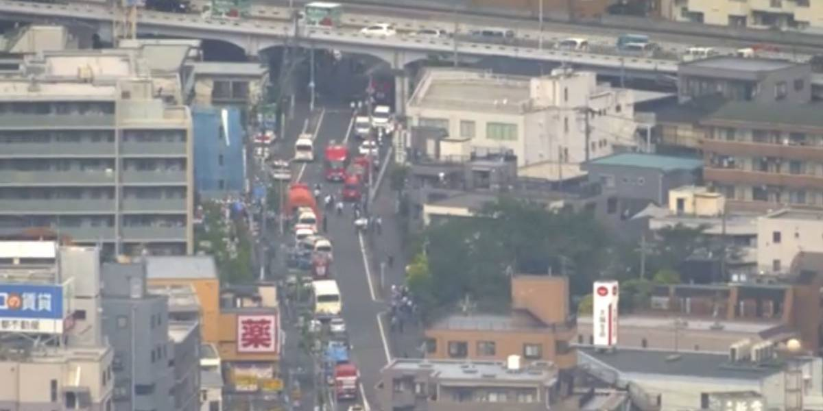 Japón: Dos muertos en ataque con cuchillo, incluido un niño