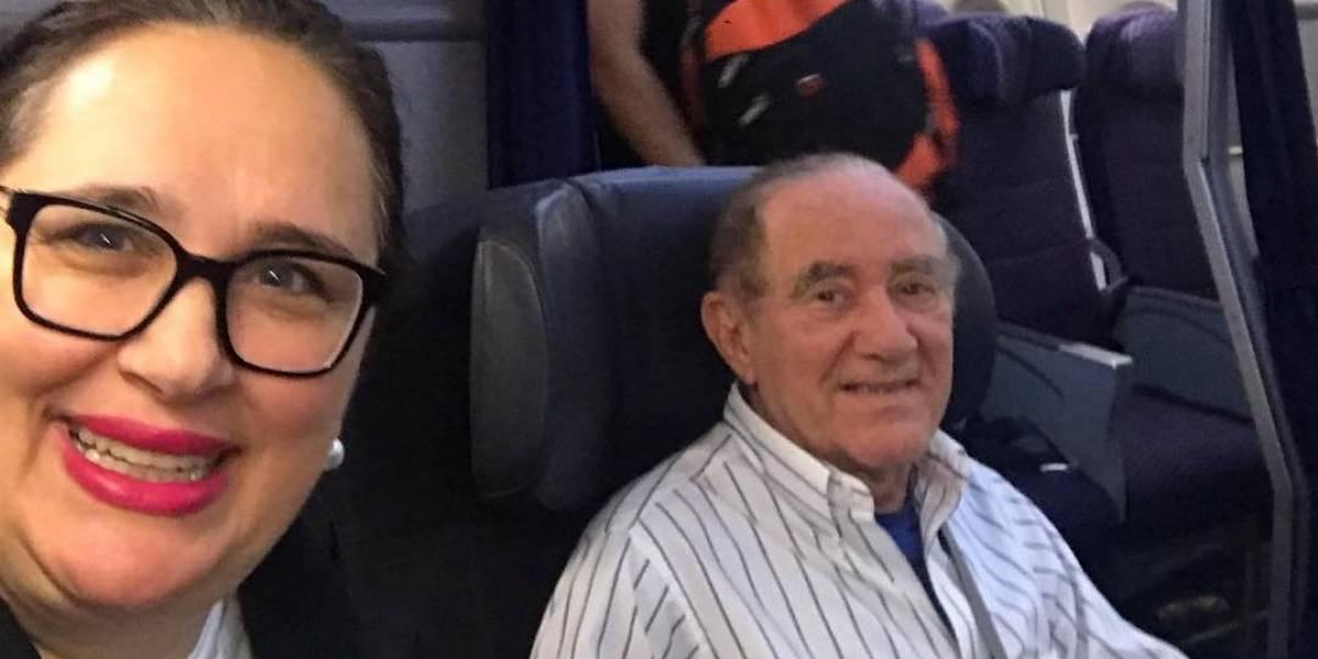 Esposa de Renato Aragão critica passageiro de bermuda e chinelo em aeroporto: 'parece rodoviária'