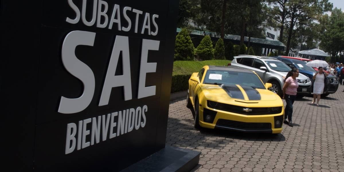 SAE lanza convocatoria para subasta de bienes inmuebles