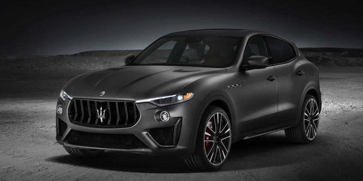 Maserati trae más potencia a Chile con su Levante Trofeo