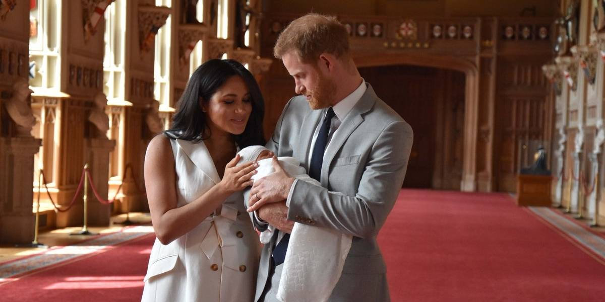 Meghan y Harry rompieron dos reglas del protocolo real en su búsqueda de niñera para Archie