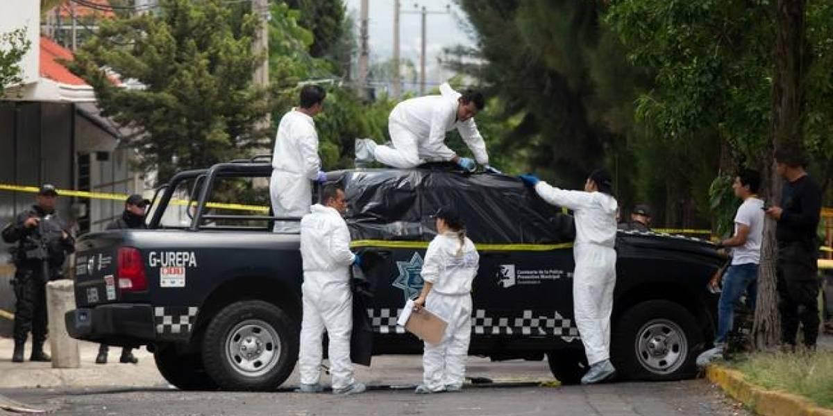 Ataque de grupo armado en México deja cuatro policías muertos