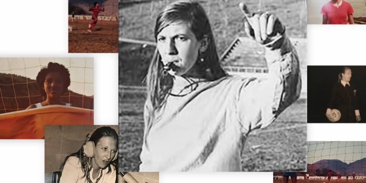 Museu do Futebol une-se ao Google para contar histórias de mulheres que desafiaram a lei para jogar bola