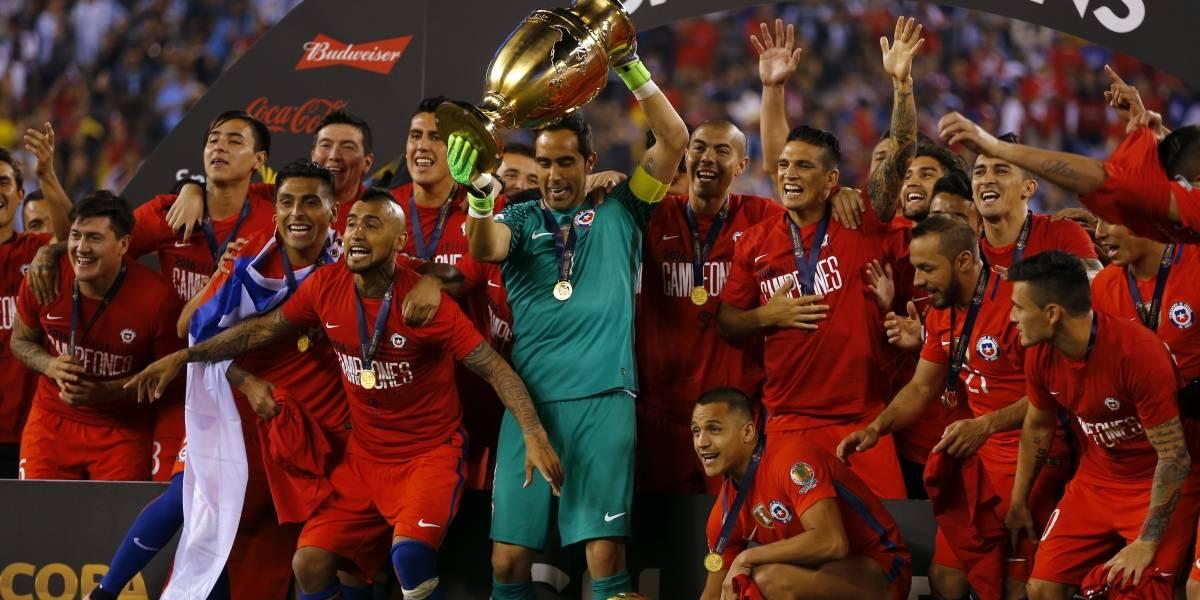 El inicio del recambio: los cambios de la Roja en comparación a las nóminas de 2015 y 2016 con la de Brasil 2019