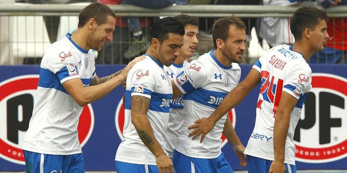 Universidad Católica y Unión La Calera dominan en el equipo ideal de la primera rueda del Campeonato Nacional