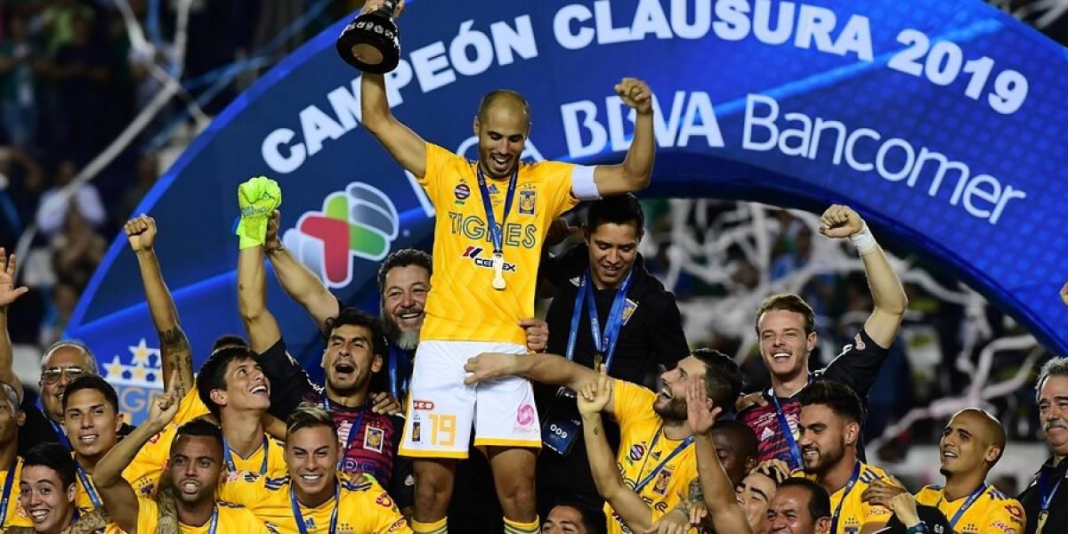 La alegría doble de Eduardo Vargas: vuelve a la Roja para la Copa América y es campeón en México con Tigres