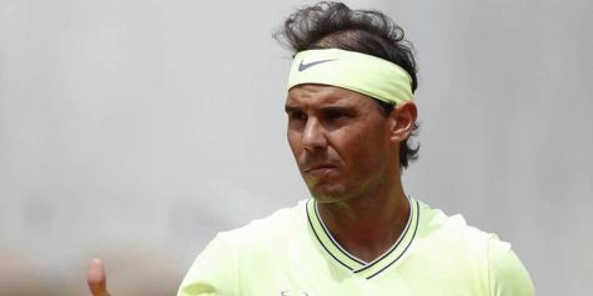 Rafael Nadal tuvo un tranquilo debut y dio el primer paso para su título 12 en Roland Garros
