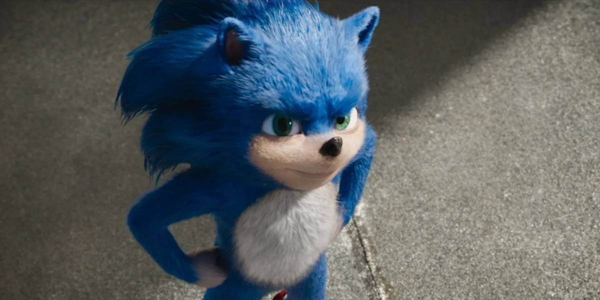 La película de Sonic se retrasa hasta el 2020