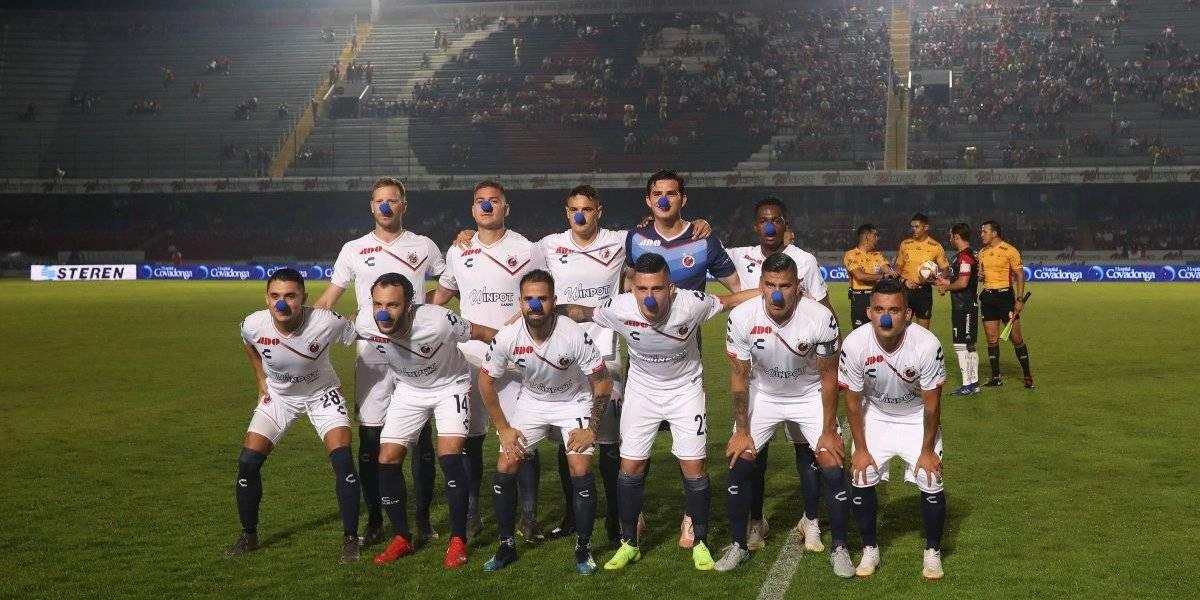 Veracruz ya pagó deuda al Montevideo Wanderers