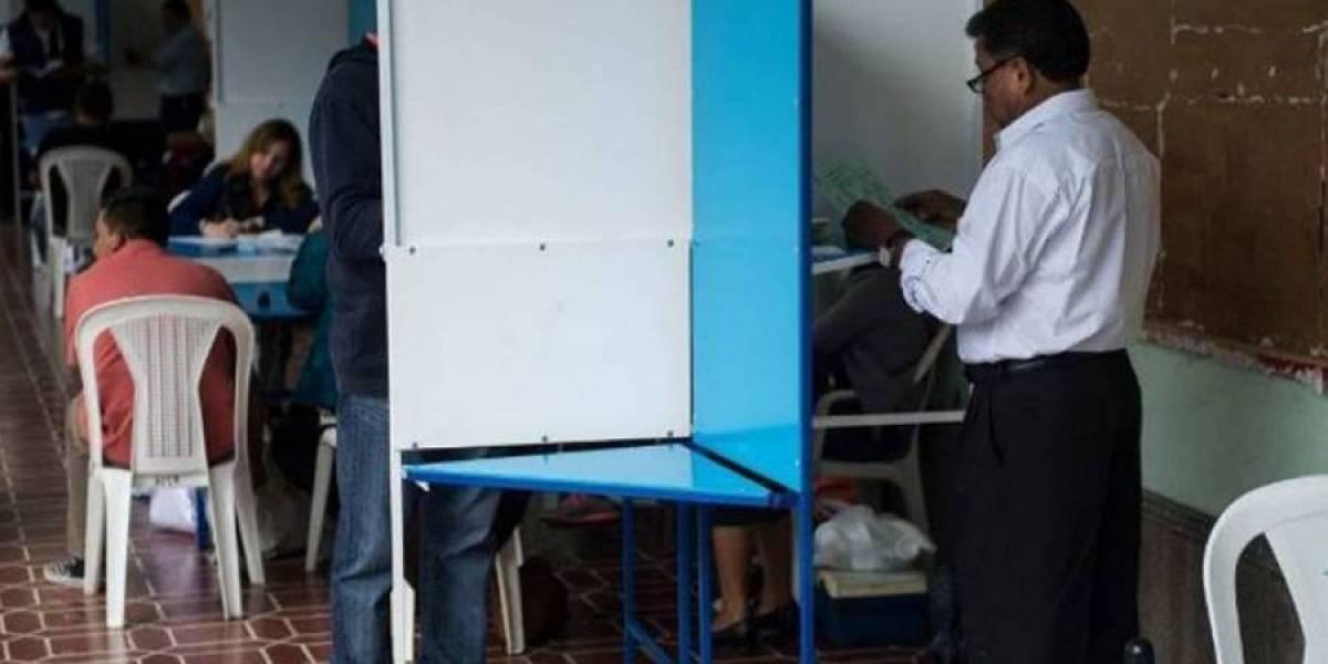 Mirador Electoral enumera departamentos con mayor riesgo de conflictividad durante las votaciones