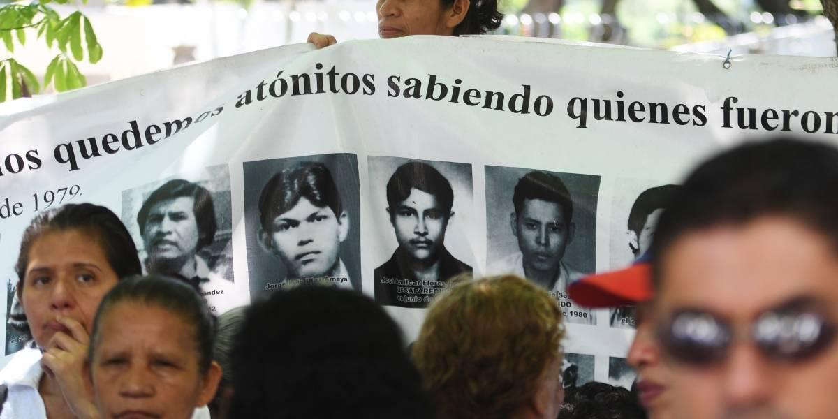 Corte IDH pide a El Salvador que suspenda el proyecto de amnistía