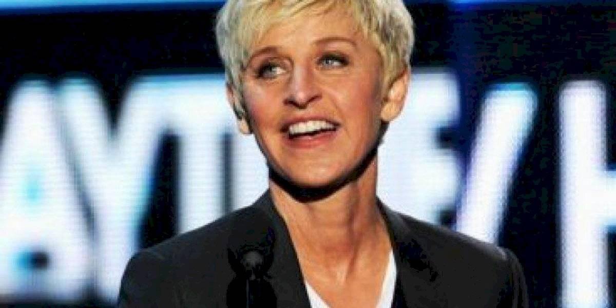 Globos de Oro honran a Ellen DeGeneres como pionera de la TV