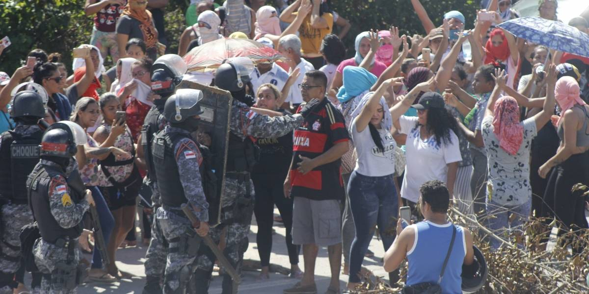 Mandantes de massacre que deixou 57 presos mortos em Manaus serão transferidos para unidades federais