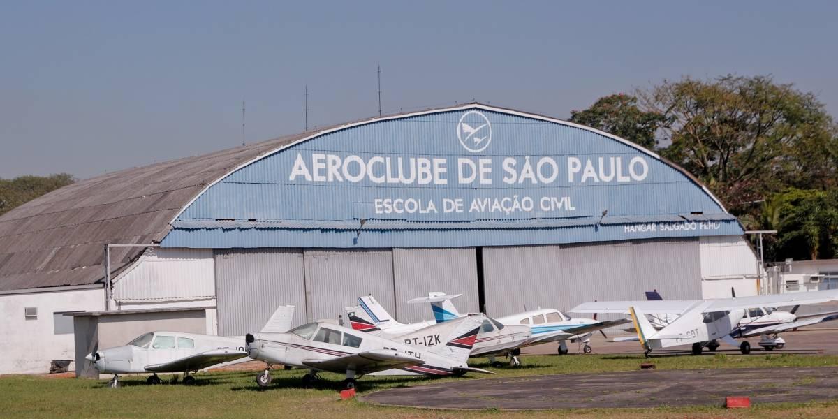 Aeroclube de São Paulo terá que desocupar área do aeroporto Campo de Marte