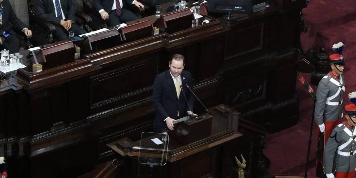 """Presidente del Congreso ve """"confusión nacional"""" en el marco del proceso electoral"""