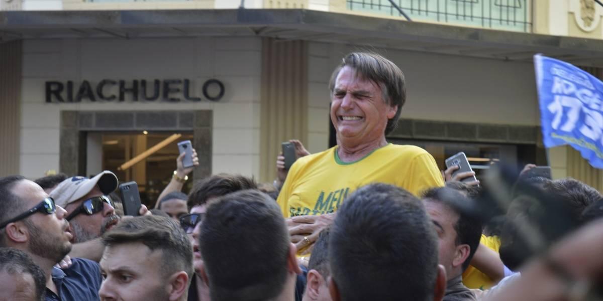 No irá a la cárcel: juez declara enfermo mental a agresor que apuñaló a Bolsonaro